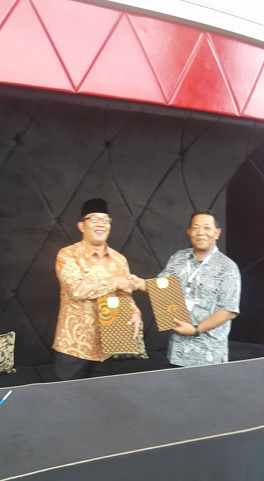 Bupati Madina Tanda Tangani: MoU Smart City Apps